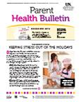 December 2012 Parent Health Bulletin