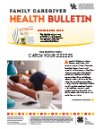 December 2016 Familiy Caregiver Health Bulletin