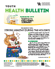 December 2016 Youth Health Bulletin