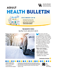 December 2018 Adult Health Bulletin