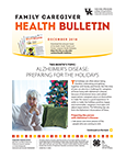 December 2018 Family Caregiver Health Bulletin