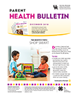 December 2018 Parent Health Bulletin