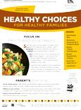 June / July 2014 Healthy Choices Newsletter