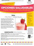 August / September 2014 Healthy Choices Newsletter Spanish