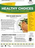 April / May 2015 Healthy Choice Newsletter