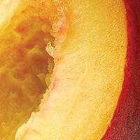 Gluten Free Peach Blueberry Muffins