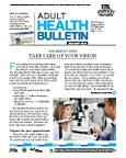 January 2012 Adult Health Bulletin