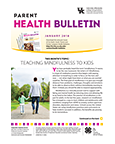 January 2018 Parent Health Bulletin