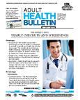 February 2012 Adult Health Bulletin