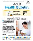 February 2013 Adult Health Bulletin
