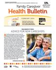 February 2014 Caregiver Health Bulletin