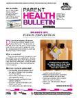 March 2012 Parent Health Bulletin