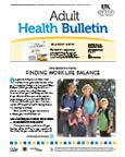 March 2013 Adult Health Bulletin