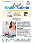 March 2014 Adult Health Bulletin