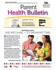 March 2014 Parent Health Bulletin