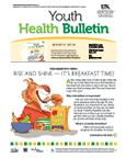 March 2014 Youth Health Bulletin