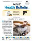 March 2015 Adult Heath Bulletin
