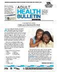 April 2012 Adult Health Bulletin