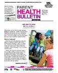 April 2012 Parent Health Bulletin