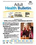 April 2013 Adult Health Bulletin