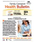 April 2013 Caregiver Health Bulletin
