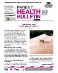 May 2012 Parent Health Bulletin