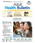 May 2014 Adult Health Bulletin