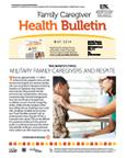 May 2014 Care Giver Health Bulletin