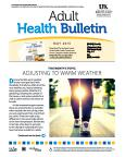 May 2015 Adult Health Bulletin