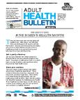 June 2012 Adult Health Bulletin