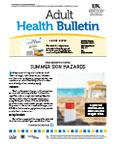 June 2013 Adult Health Bulletin