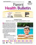 June 2014 Parent Health Bulletin