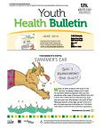 June 2014 Youth Health Bulletin