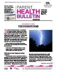 July 2012 Parent Health Bulletin