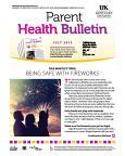 July 2015 Health Bulletin Parent