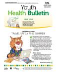 July 2016 Health Bulletin Youth