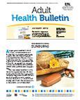 August 2012 Adult Health Bulletin