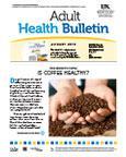 August 2013 Adult Health Bulletin
