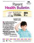 September 2012 Parent Health Bulletin