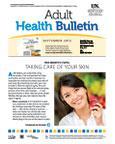 September 2013 Adult Health Bulletin