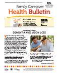 October 2012 Caregiver Health Bulletin