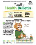 October 2012 Youth Health Bulletin
