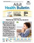 October 2013 Adult Health Bulletin