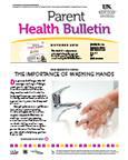 October 2013 Parent Health Bulletin