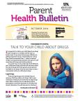 October 2014 Parent Health Bulletin