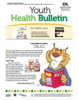 October 2014 Youth Health Bulletin