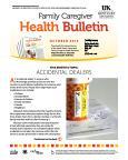 October 2015 Family Caregiver Health Bulletin