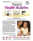 October 2015 Parent Health Bulletin
