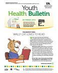 October 2015 Youth Health Bulletin