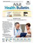 November 2013 Adult Health Bulletin